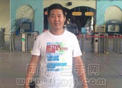 蔡林浩:征战二手服装设备行业的将士