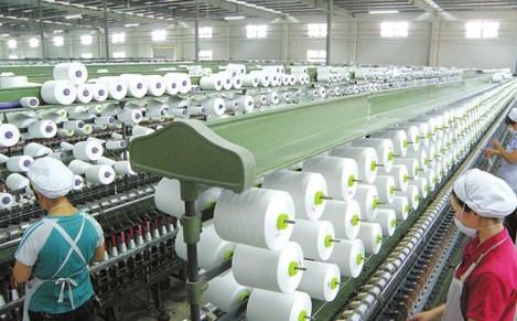 纺织业预计年均增6%至7%将推行定制化生产