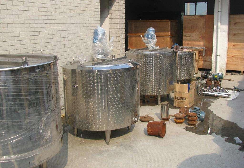 加热保温搅拌罐的用途以及特性