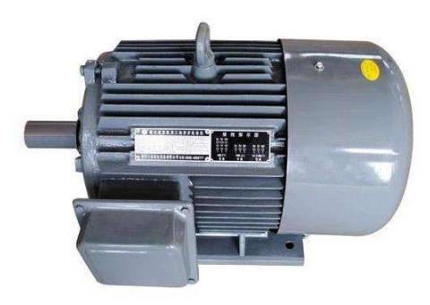为什么电动机启动电流大