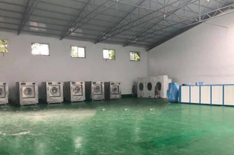 水洗厂洗涤设备洗前布草的回洗和分类与报废标准