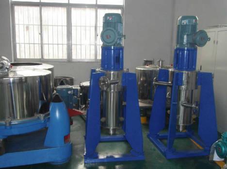 新型离心萃取设备在湿法冶金行业中的应用