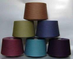 色纺纱上浆的几点要求