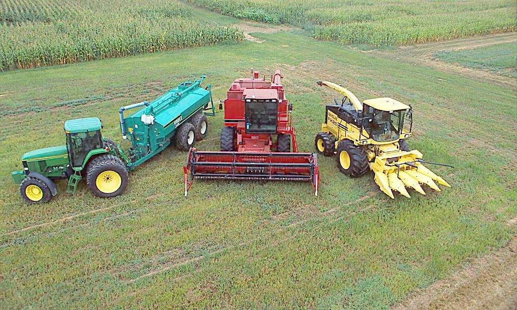 我国农业机械行业市场10年间增长5.5倍